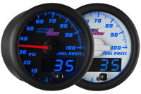 MaxTow Double Vision 100 PSI Fuel Pressure Gauge