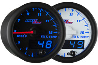 MaxTow 1500 F Exhaust Gas Temperature Gauge
