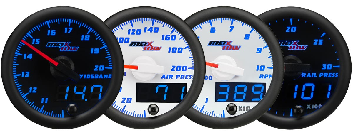 Wideband Gauge